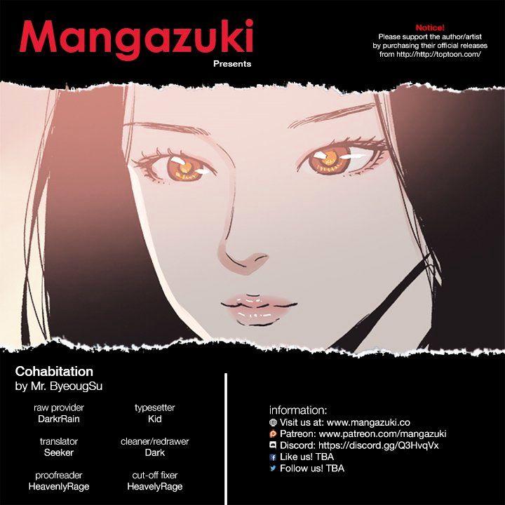 Cohabitation Chapter 53 Full Manga Read Scan Image 1
