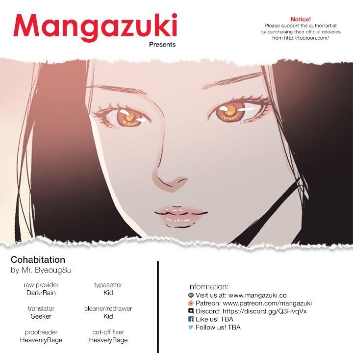 Cohabitation Chapter 54 Full Manga Read Scan Image 1