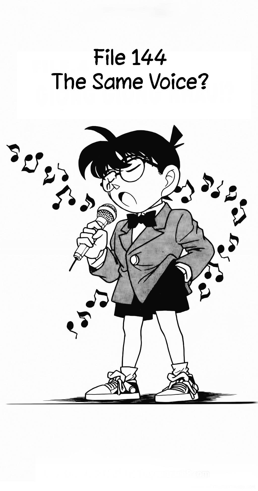 Detective Conan Chapter 0  Online Free Manga Read Image 1