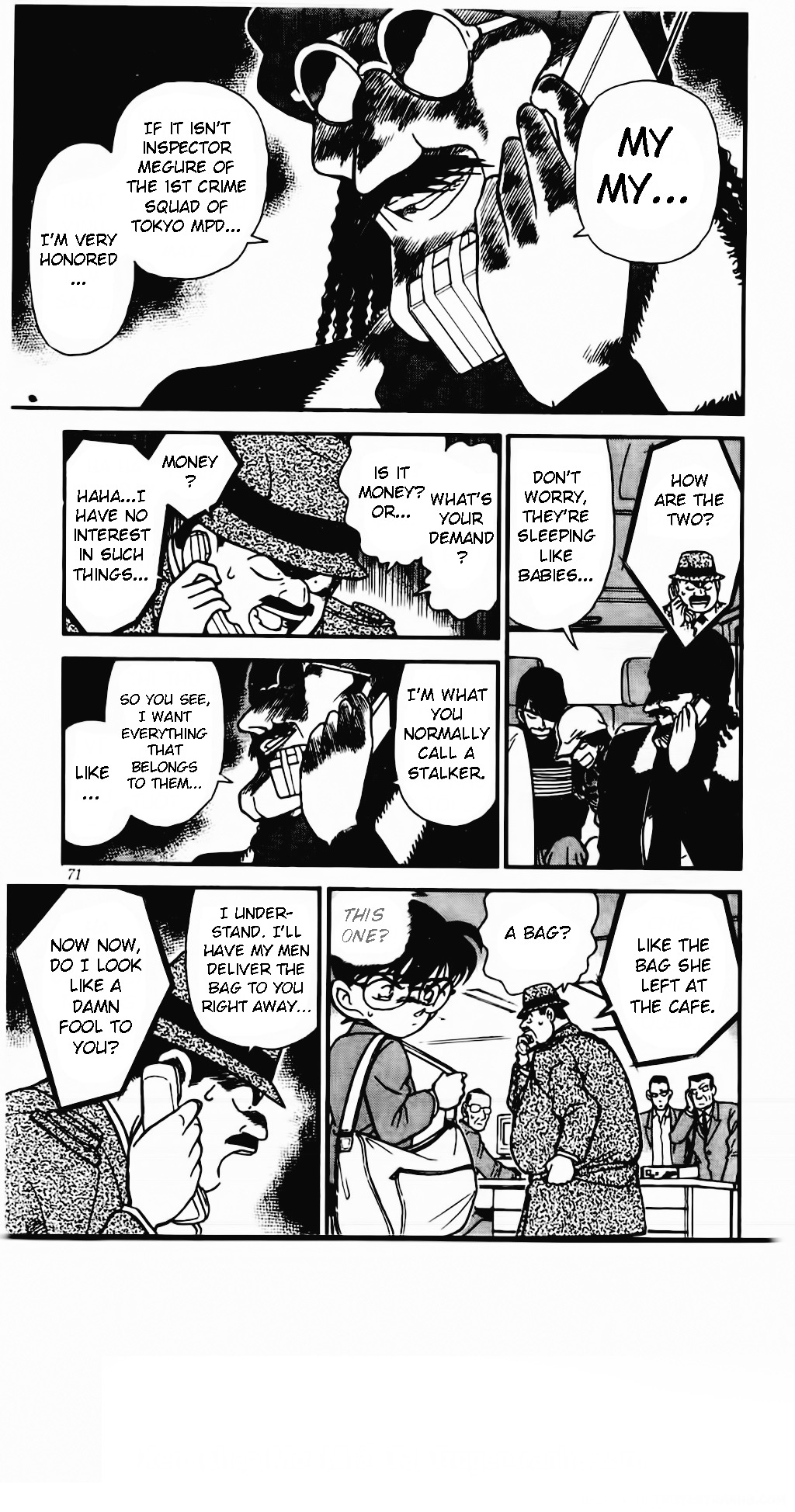 Detective Conan Chapter 0  Online Free Manga Read Image 18