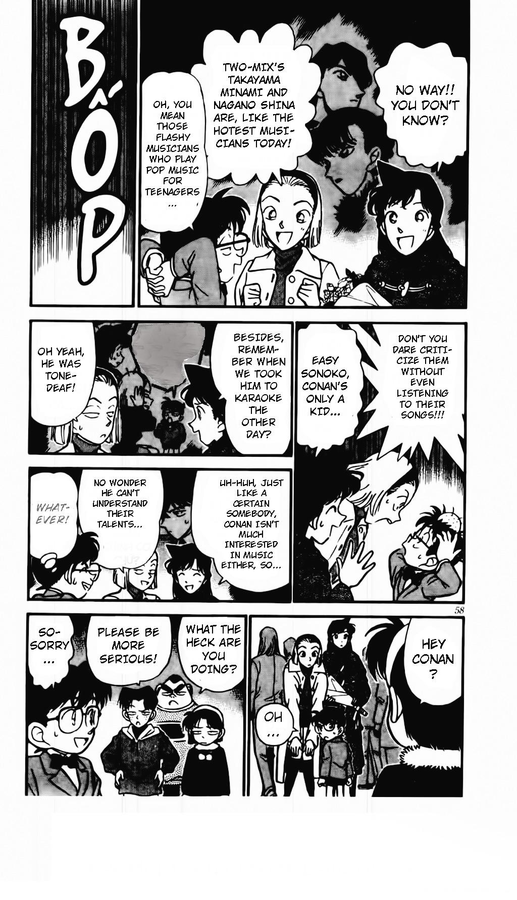 Detective Conan Chapter 0  Online Free Manga Read Image 5