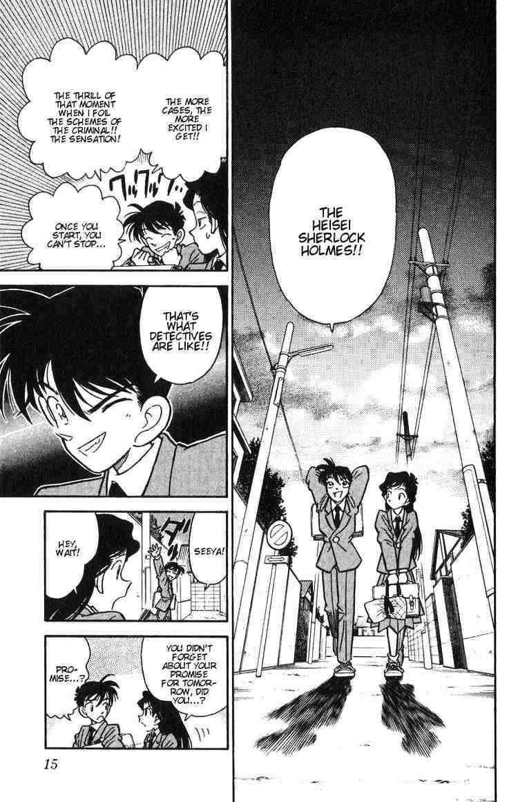 Detective Conan Chapter 1  Online Free Manga Read Image 12