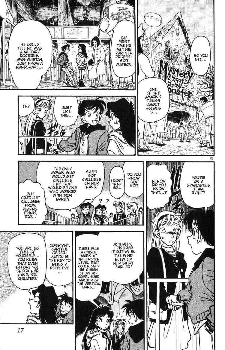 Detective Conan Chapter 1  Online Free Manga Read Image 14