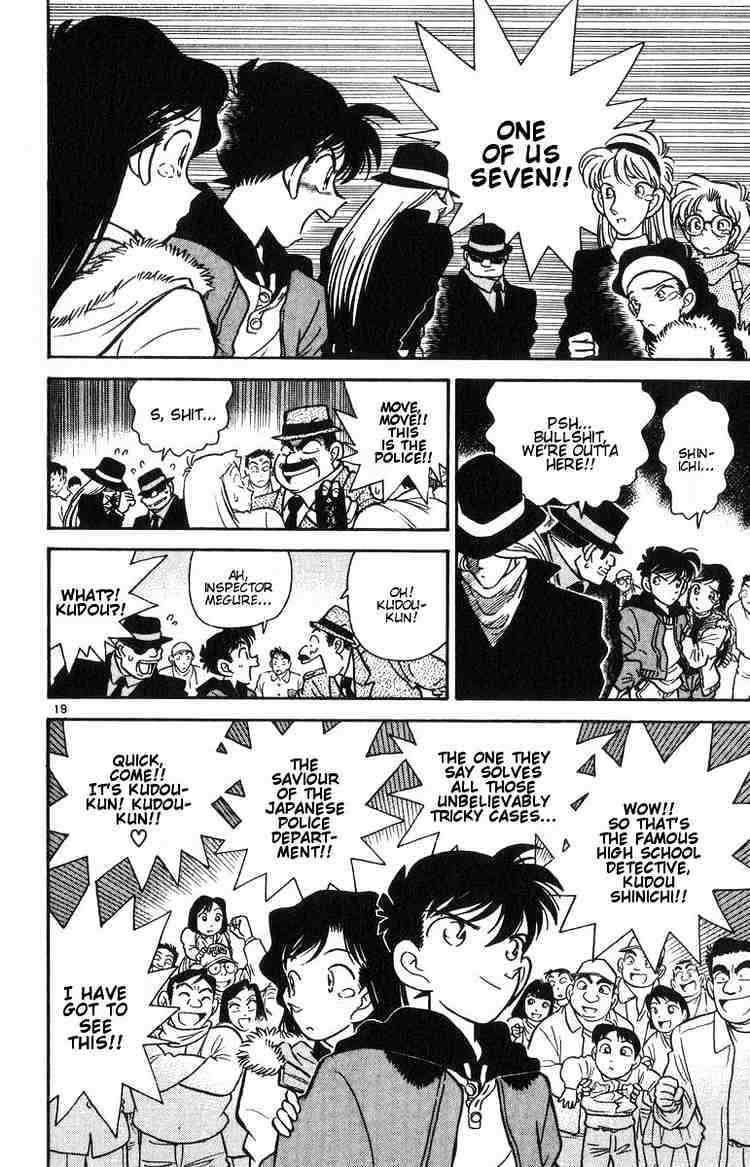 Detective Conan Chapter 1  Online Free Manga Read Image 21