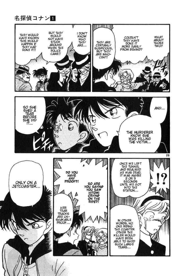 Detective Conan Chapter 1  Online Free Manga Read Image 28