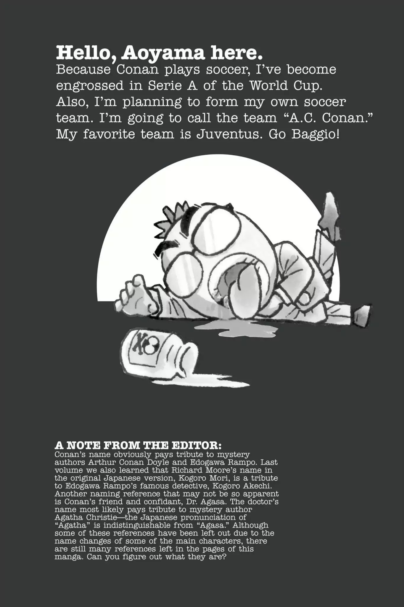 Detective Conan Chapter 10.1  Online Free Manga Read Image 4