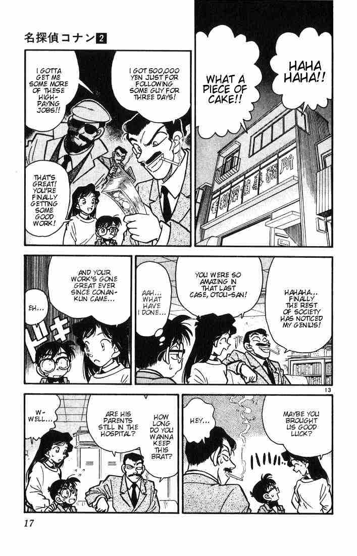 Detective Conan Chapter 10  Online Free Manga Read Image 15