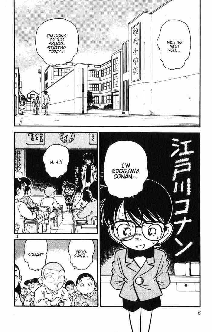 Detective Conan Chapter 10  Online Free Manga Read Image 4