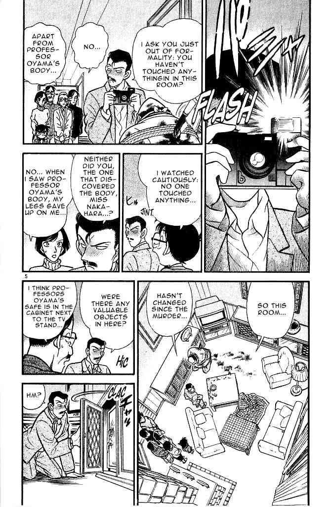 Detective Conan Chapter 100  Online Free Manga Read Image 5