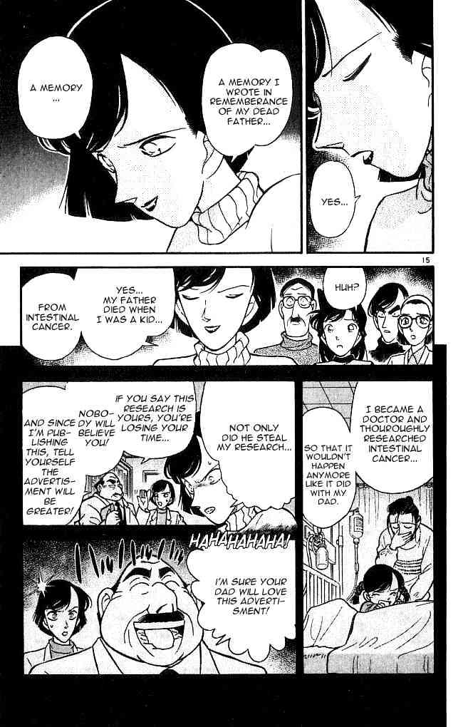 Detective Conan Chapter 101  Online Free Manga Read Image 15