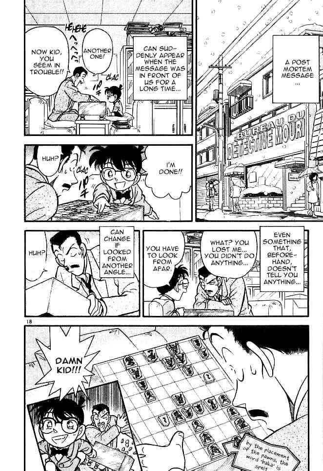 Detective Conan Chapter 101  Online Free Manga Read Image 18