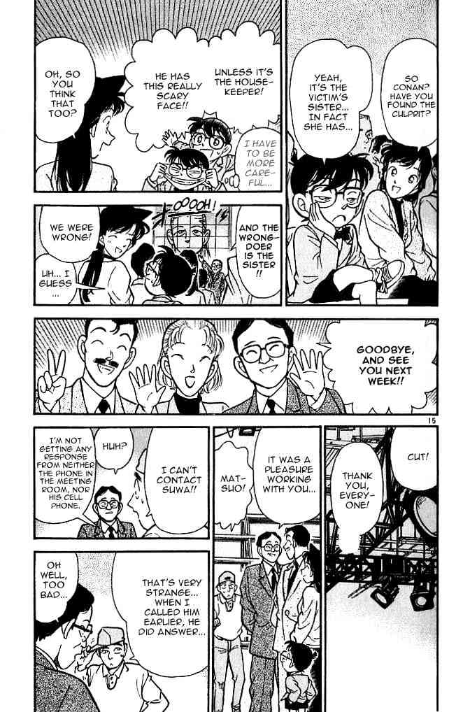 Detective Conan Chapter 102  Online Free Manga Read Image 15