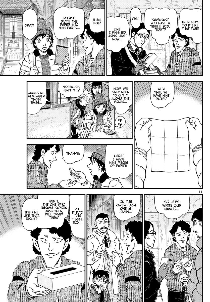 Detective Conan Chapter 1028  Online Free Manga Read Image 12