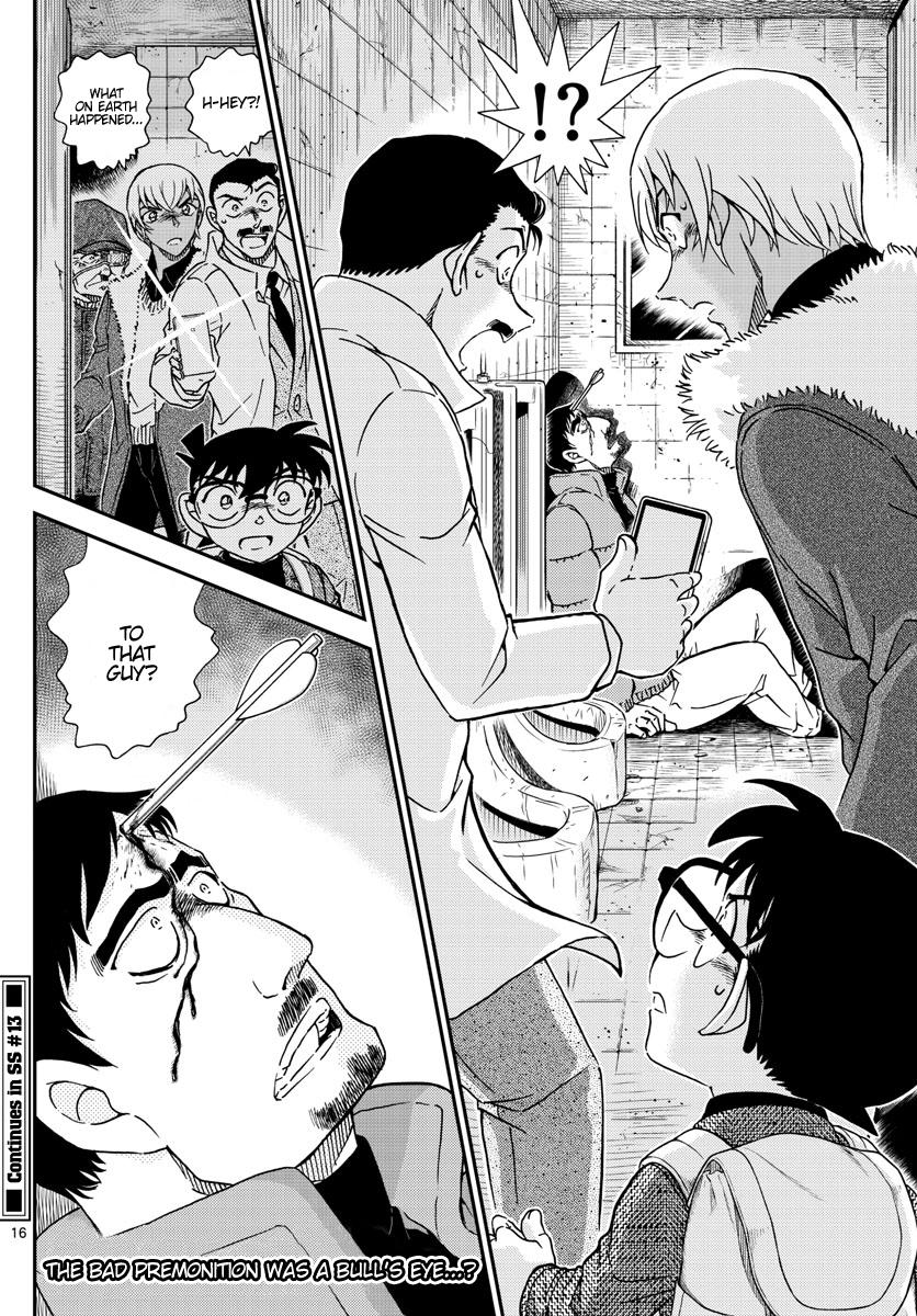 Detective Conan Chapter 1028  Online Free Manga Read Image 17