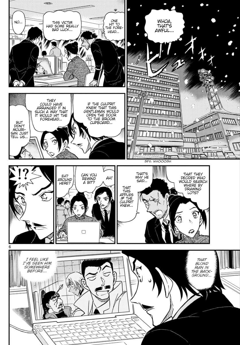 Detective Conan Chapter 1029  Online Free Manga Read Image 6