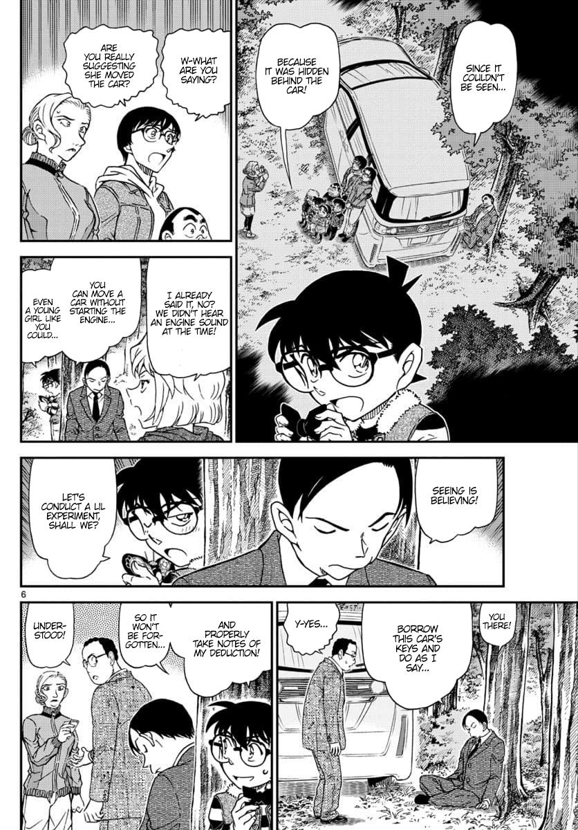 Detective Conan Chapter 1034  Online Free Manga Read Image 6