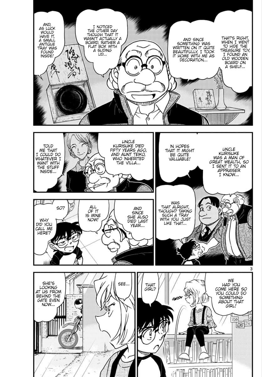Detective Conan Chapter 1035  Online Free Manga Read Image 4