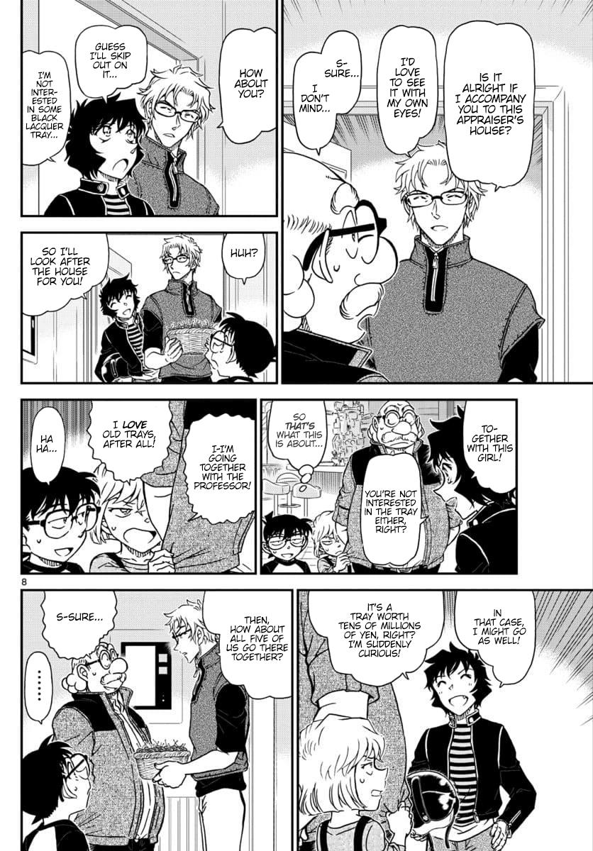 Detective Conan Chapter 1035  Online Free Manga Read Image 9