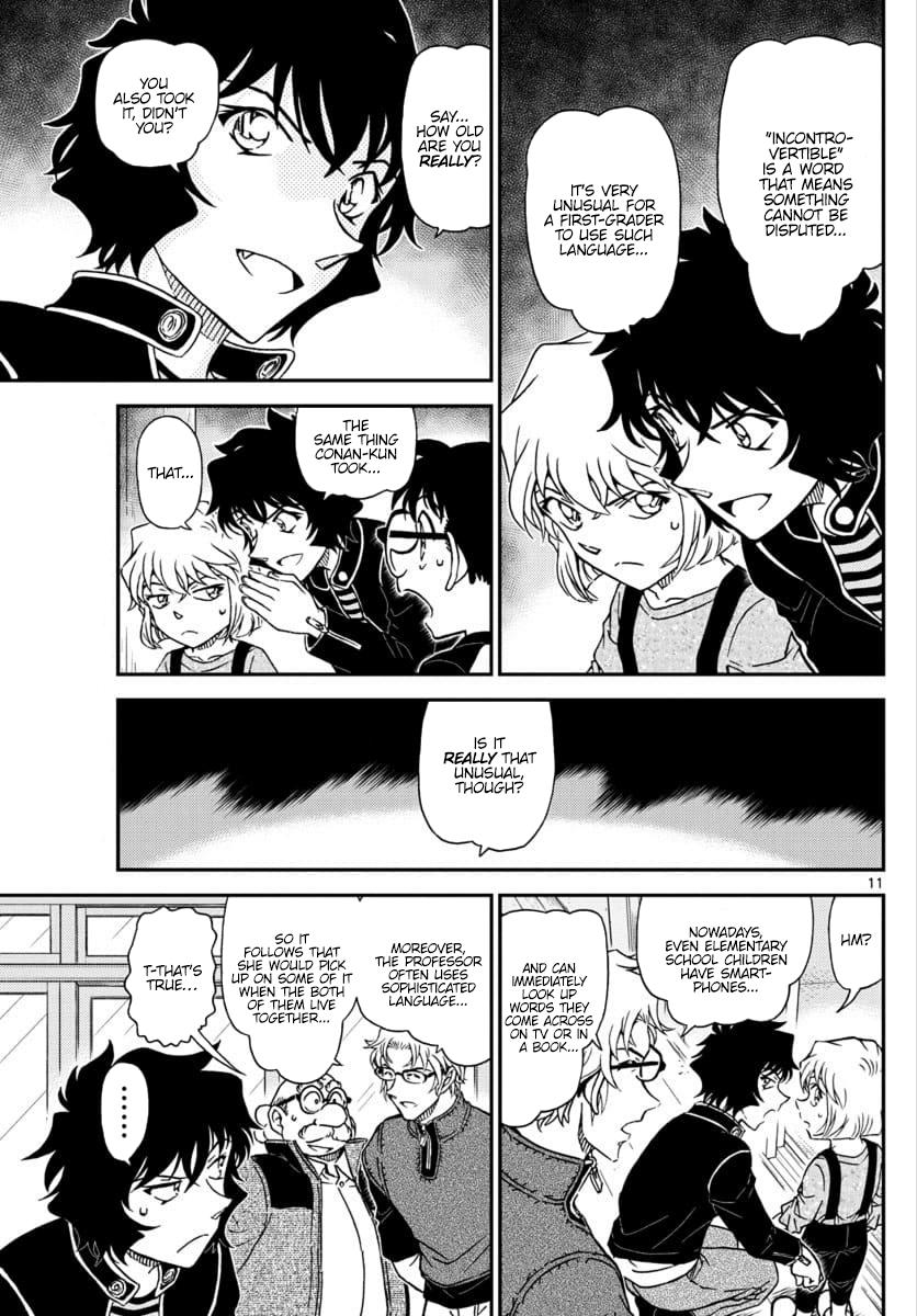 Detective Conan Chapter 1036  Online Free Manga Read Image 11