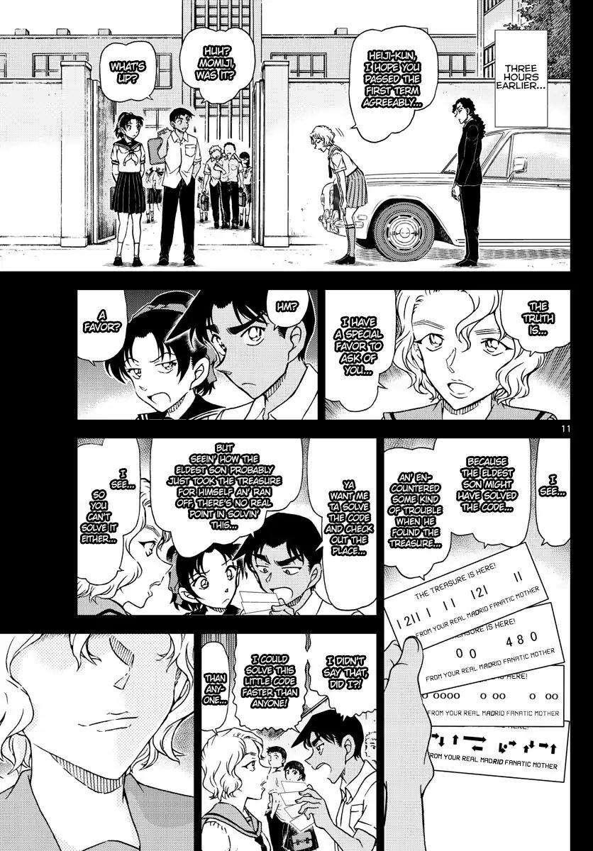 Detective Conan Chapter 1039  Online Free Manga Read Image 11