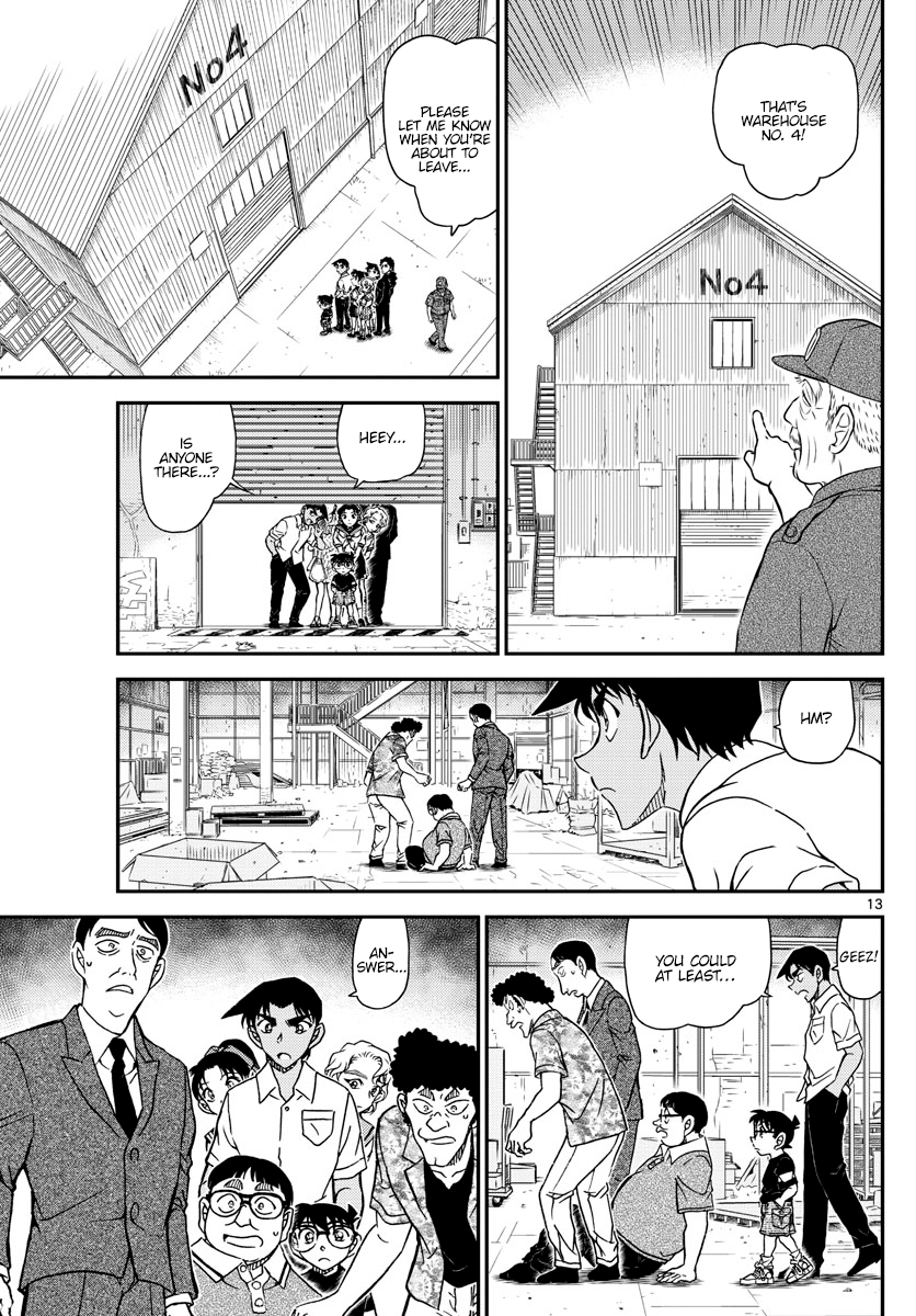 Detective Conan Chapter 1040  Online Free Manga Read Image 13
