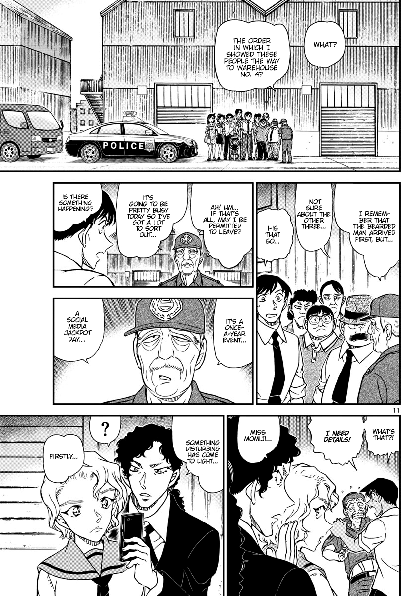 Detective Conan Chapter 1041  Online Free Manga Read Image 11