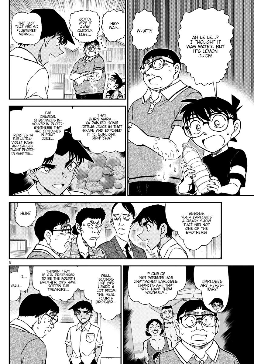 Detective Conan Chapter 1042  Online Free Manga Read Image 8