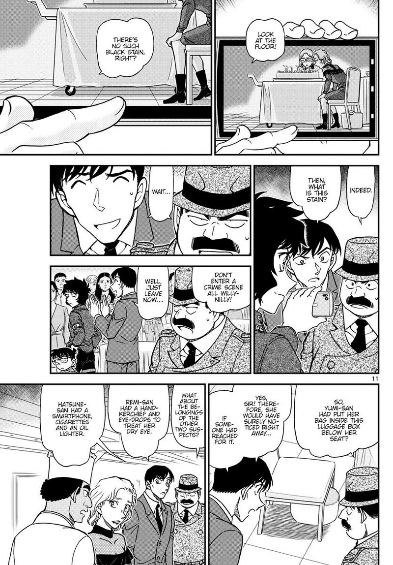 Detective Conan Chapter 1049  Online Free Manga Read Image 11