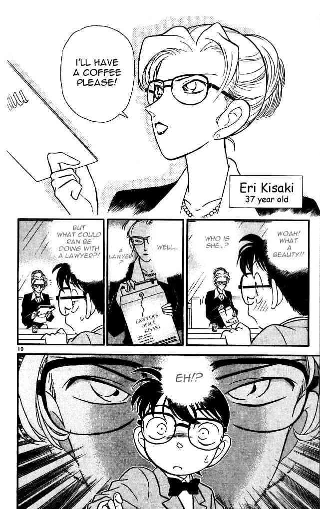 Detective Conan Chapter 105  Online Free Manga Read Image 10
