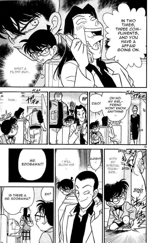 Detective Conan Chapter 105  Online Free Manga Read Image 15