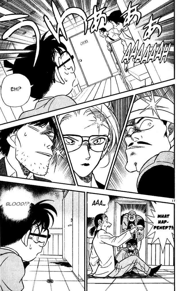 Detective Conan Chapter 105  Online Free Manga Read Image 17