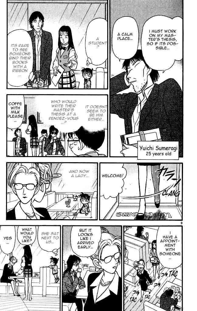 Detective Conan Chapter 105  Online Free Manga Read Image 9