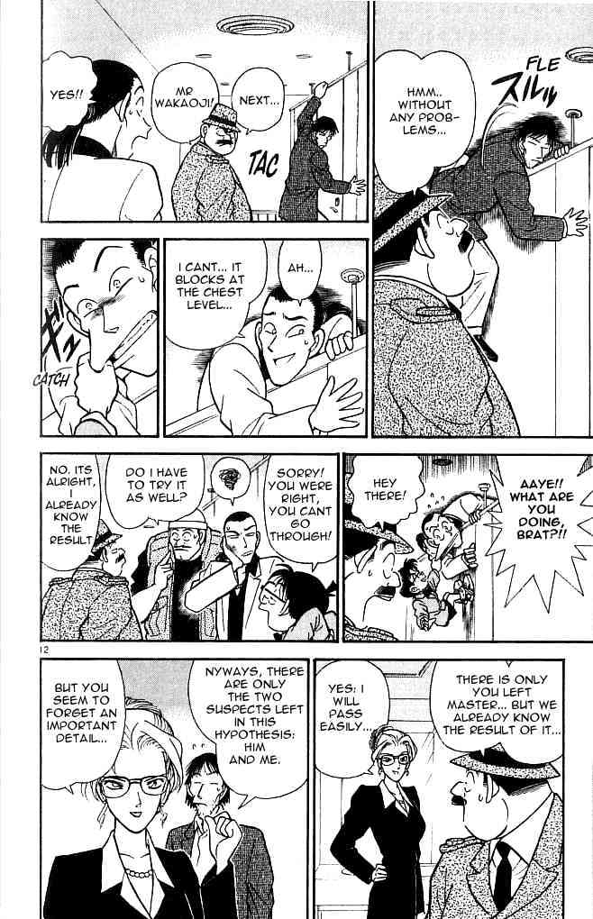 Detective Conan Chapter 106  Online Free Manga Read Image 12