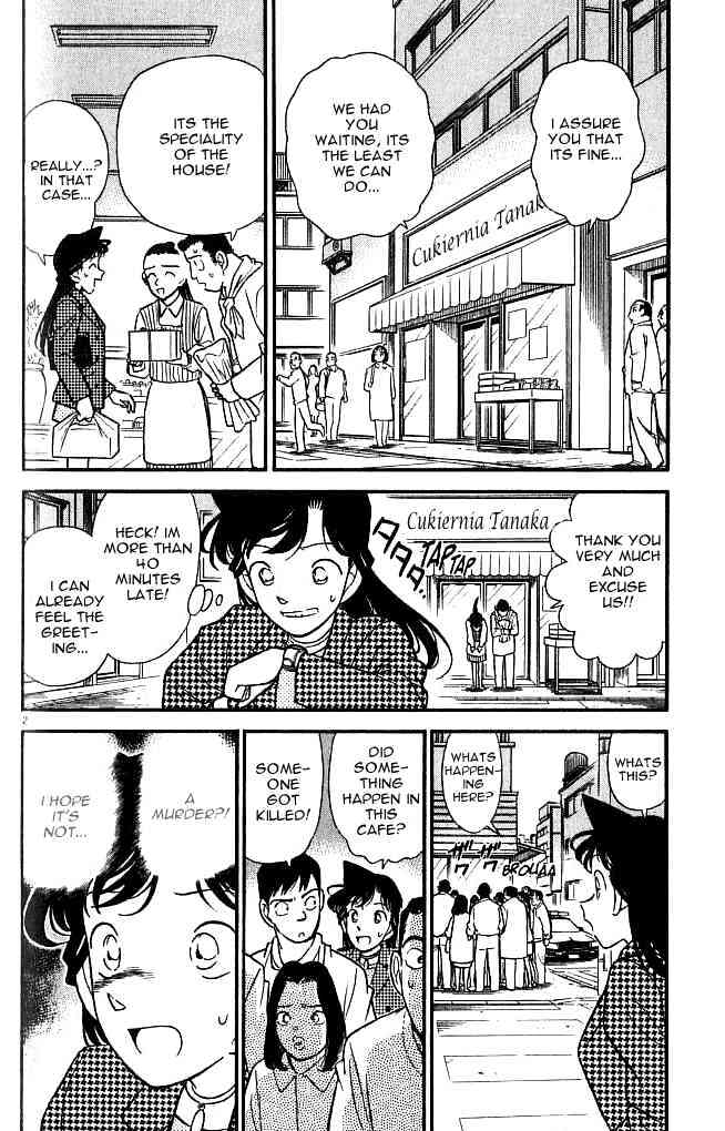 Detective Conan Chapter 106  Online Free Manga Read Image 2