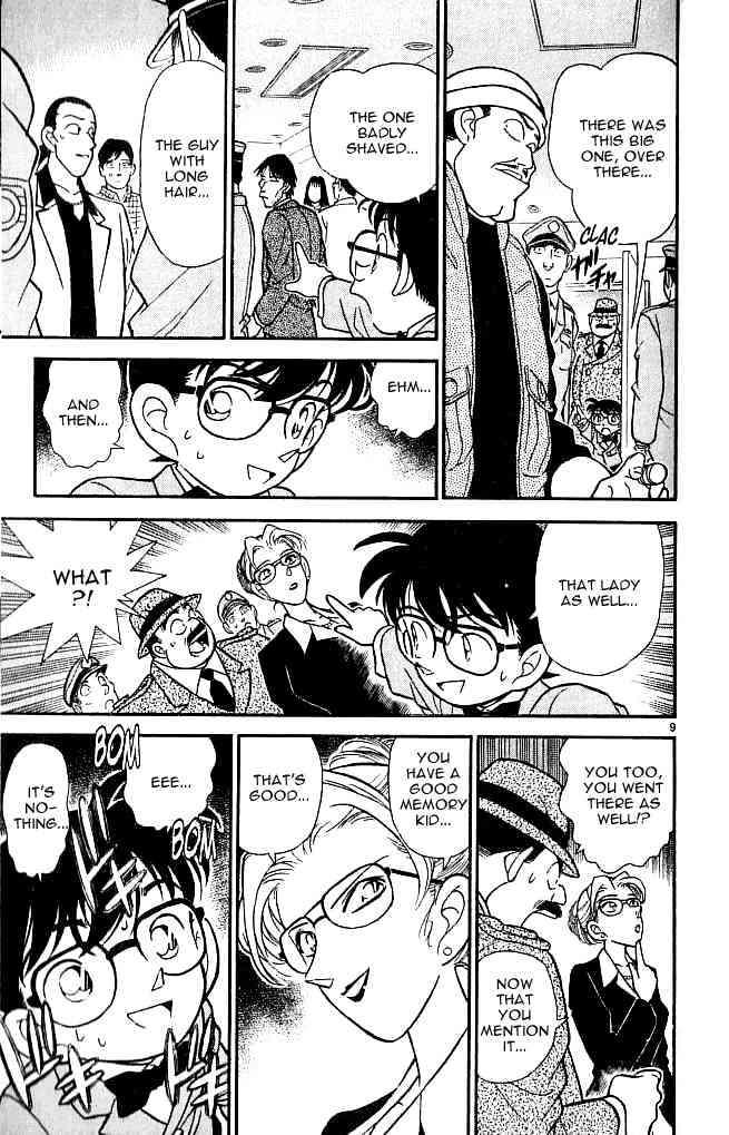 Detective Conan Chapter 106  Online Free Manga Read Image 9