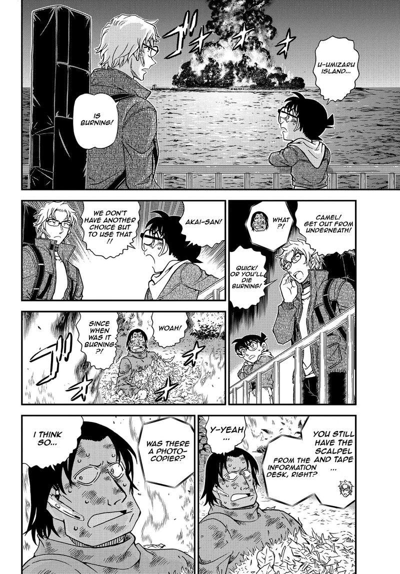 Detective Conan Chapter 1065  Online Free Manga Read Image 12