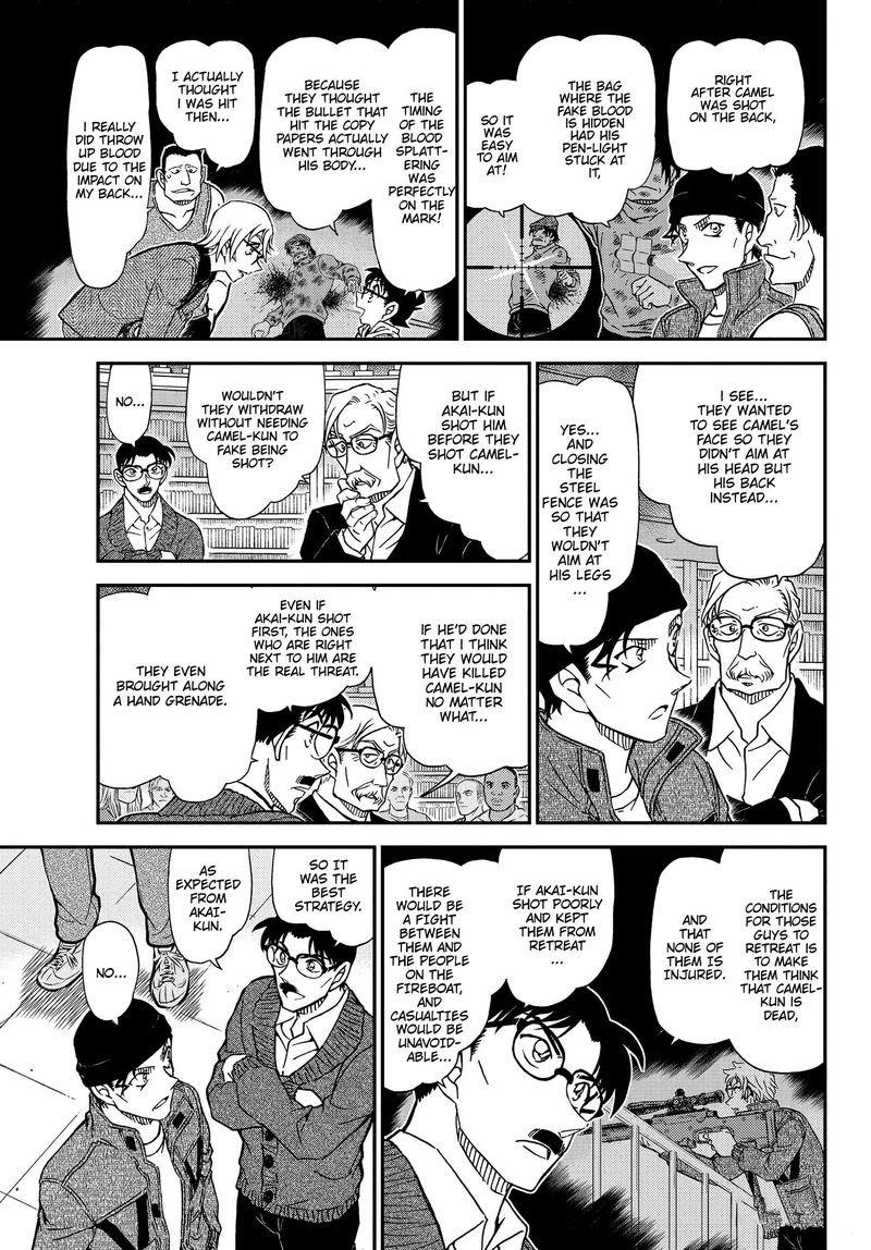 Detective Conan Chapter 1066  Online Free Manga Read Image 12