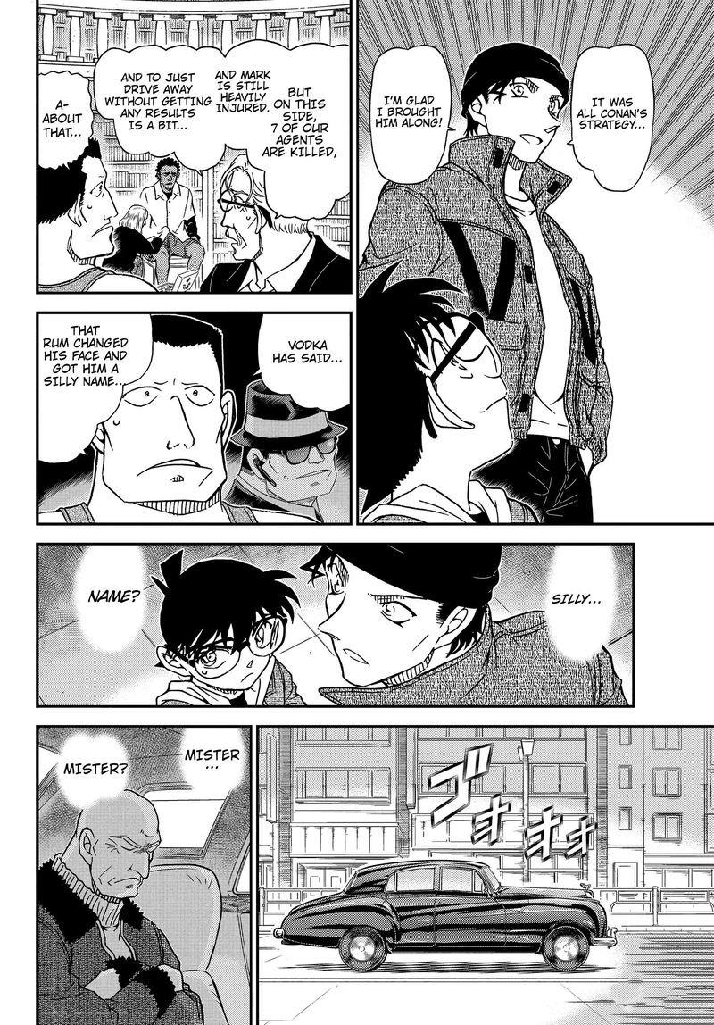 Detective Conan Chapter 1066  Online Free Manga Read Image 13