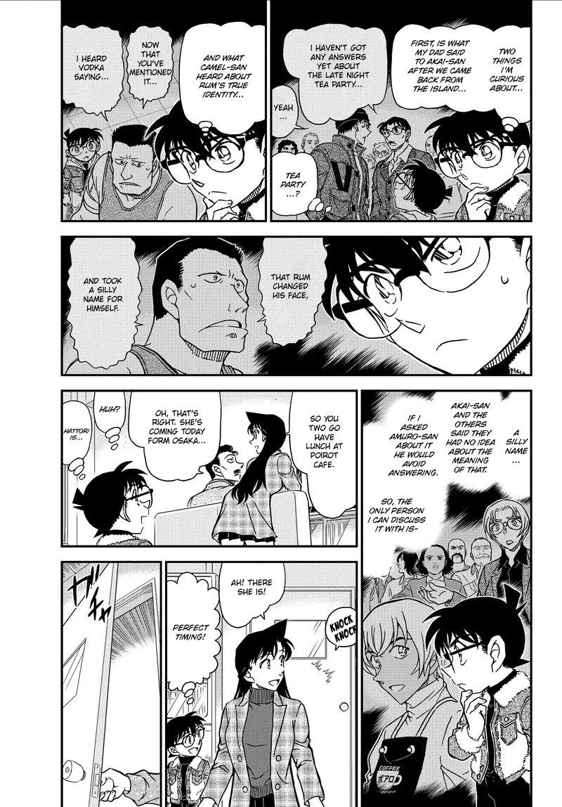 Detective Conan Chapter 1067  Online Free Manga Read Image 3