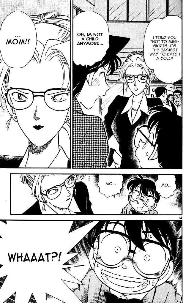 Detective Conan Chapter 107  Online Free Manga Read Image 13