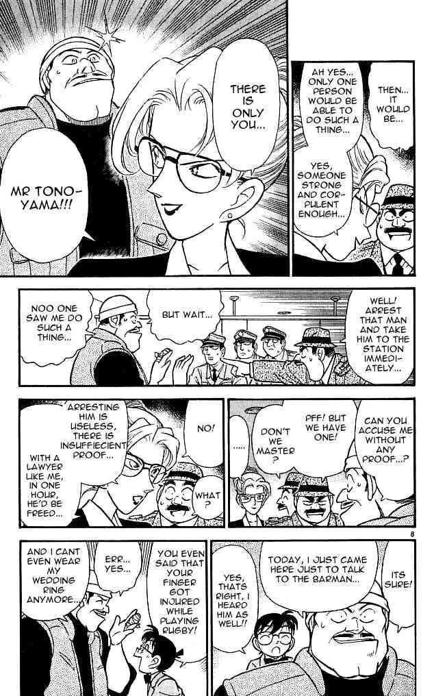 Detective Conan Chapter 107  Online Free Manga Read Image 7