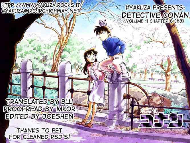 Detective Conan Chapter 108  Online Free Manga Read Image 19