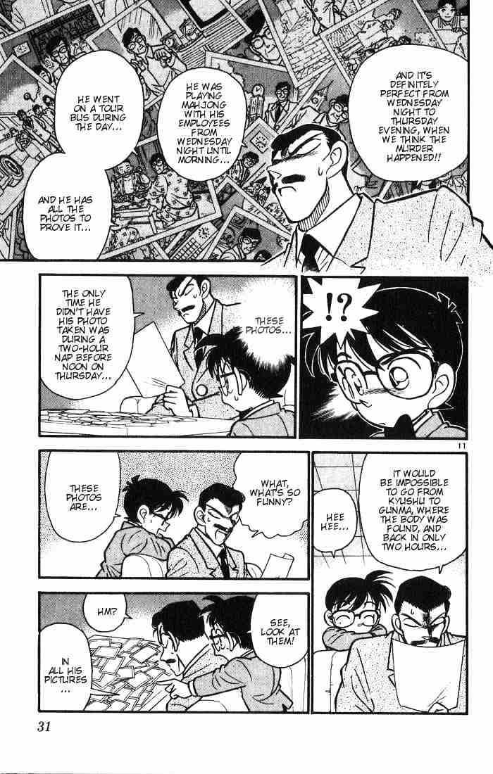 Detective Conan Chapter 11  Online Free Manga Read Image 11