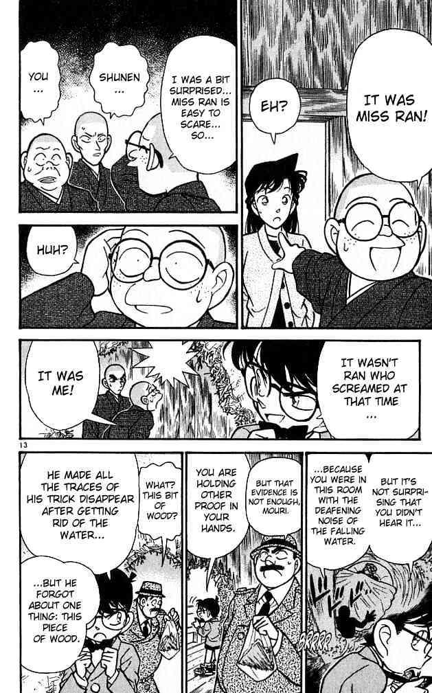 Detective Conan Chapter 110  Online Free Manga Read Image 13