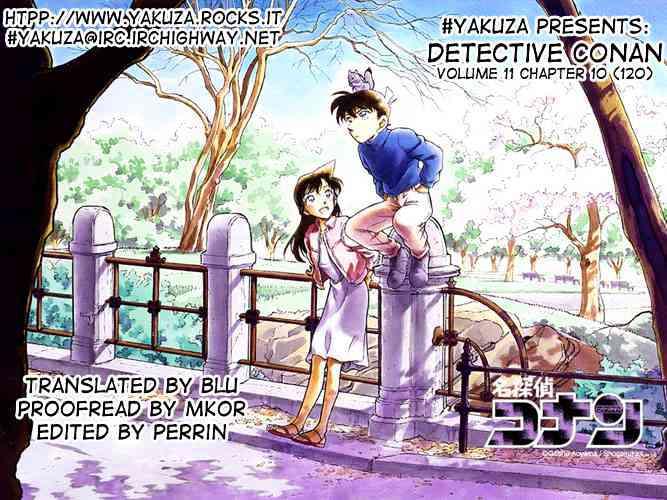 Detective Conan Chapter 110  Online Free Manga Read Image 19