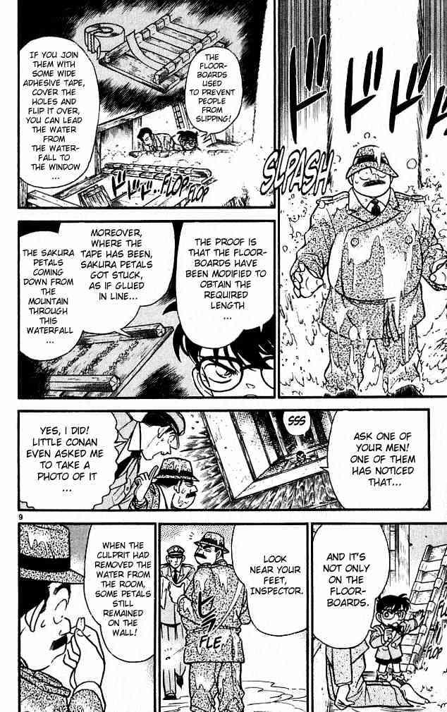 Detective Conan Chapter 110  Online Free Manga Read Image 9