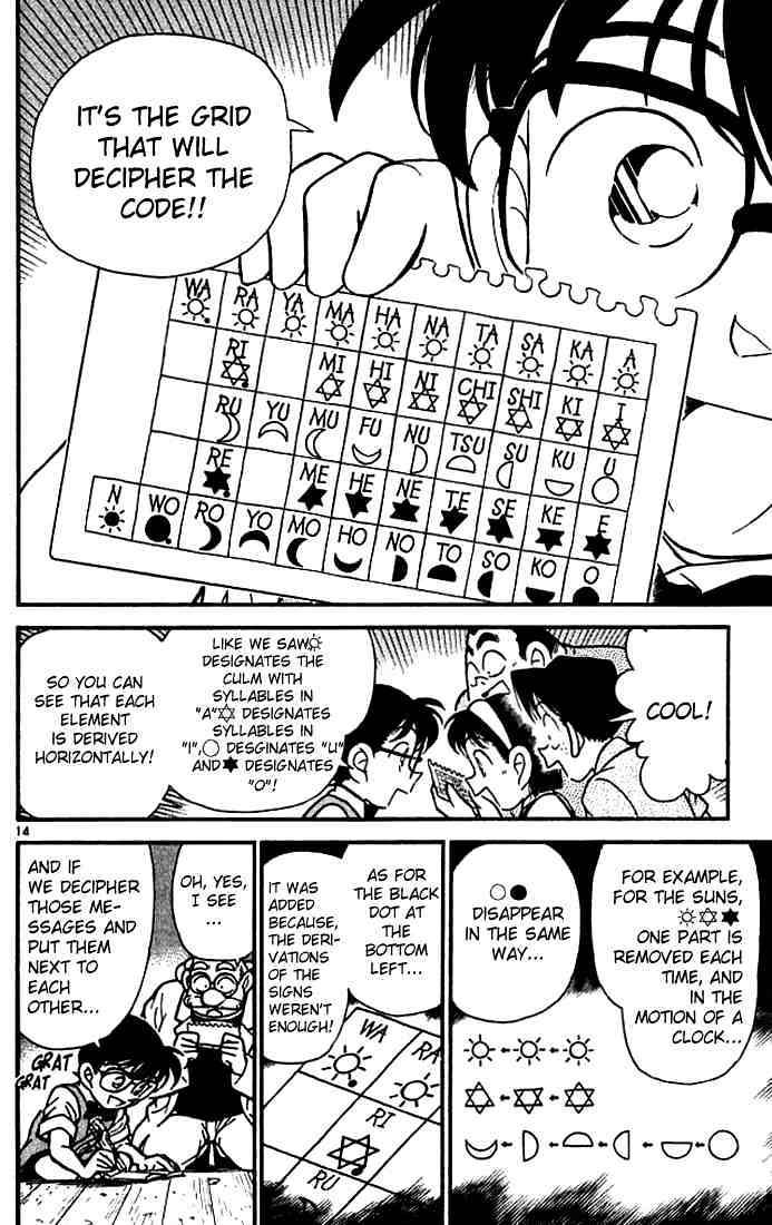 Detective Conan Chapter 112  Online Free Manga Read Image 14