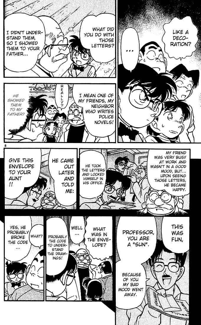 Detective Conan Chapter 112  Online Free Manga Read Image 8