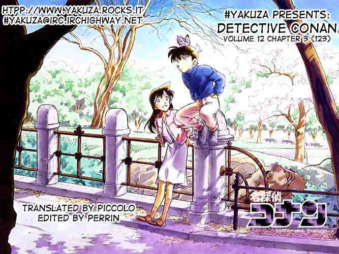 Detective Conan Chapter 113  Online Free Manga Read Image 19