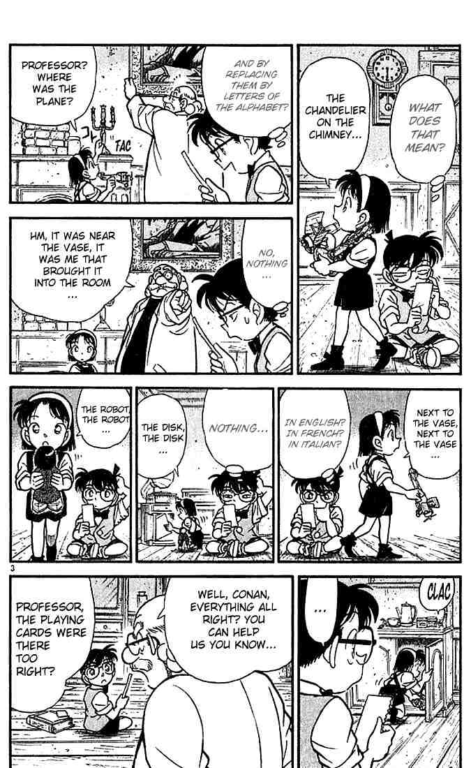 Detective Conan Chapter 113  Online Free Manga Read Image 4